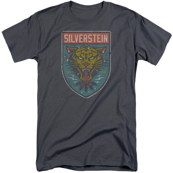 Silverstein Tiger Short Sleeve Adult Tall T-Shirt