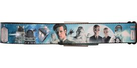Doctor Who Character Group Seatbelt Belt