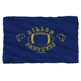 Friday Night Lights Dillon Panthers Fleece Blanket