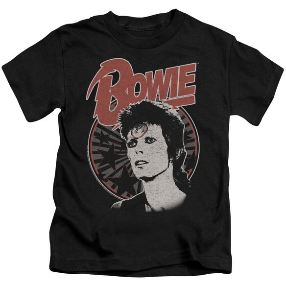 David Bowie Space Oddity Short Sleeve Juvenile T-Shirt
