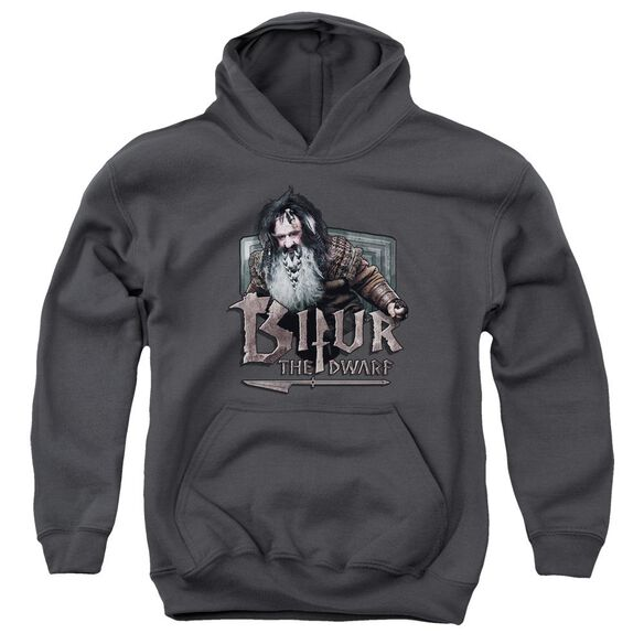 The Hobbit Bifur Youth Pull Over Hoodie