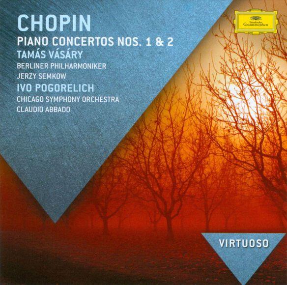 Virtuoso: Chopin: Piano Ctos 1 & 2
