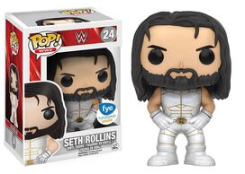 Exclusive WWE Seth Rollins Funko Pop!