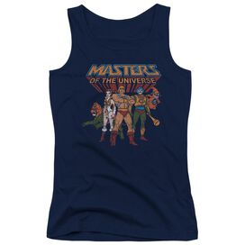 Masters Of The Universe Team Of Heroes Juniors Tank Top