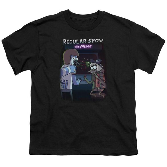 Regular Show Rs The Movie Short Sleeve Youth T-Shirt