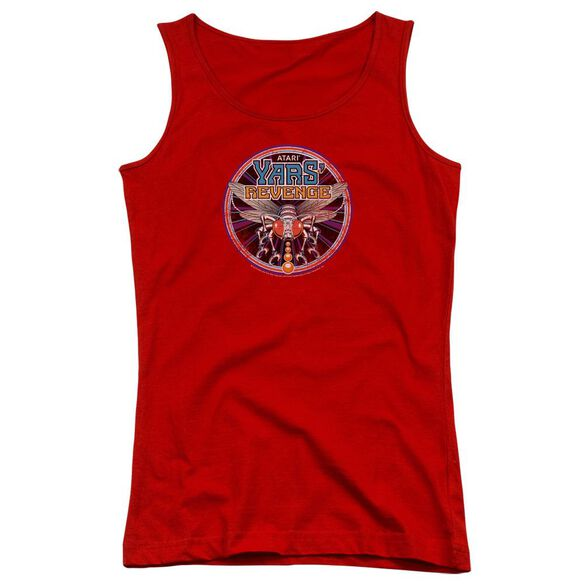 Atari Yars Revenge Patch Juniors Tank Top