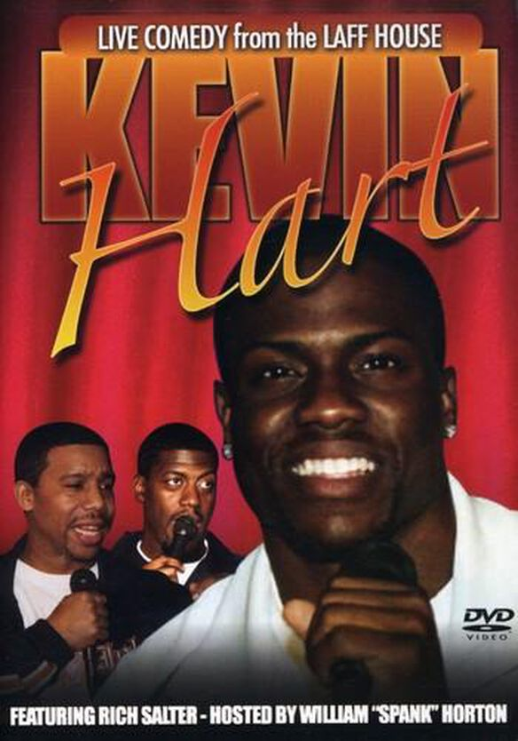 Live Comedy From the Laff House: Kevin Hart