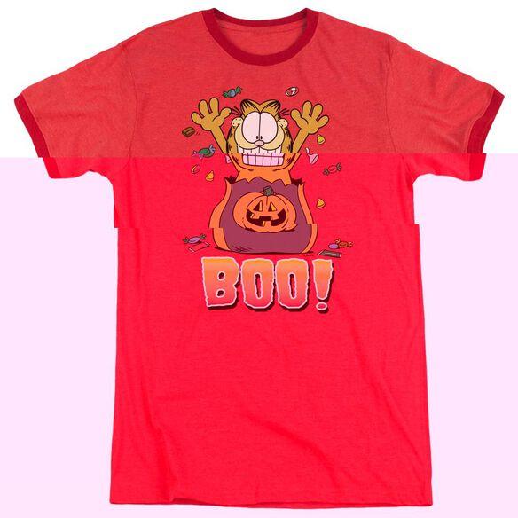 Garfield Boo! - Adult Heather Ringer