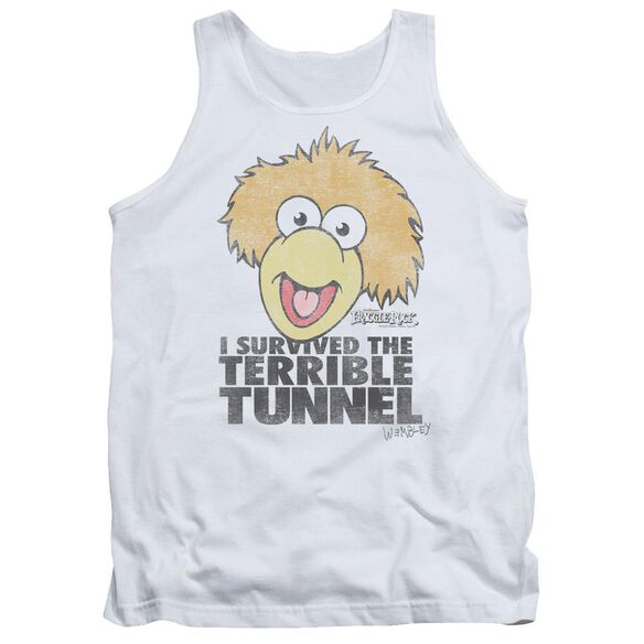 Fraggle Rock Terrible Tunnel Adult Tank
