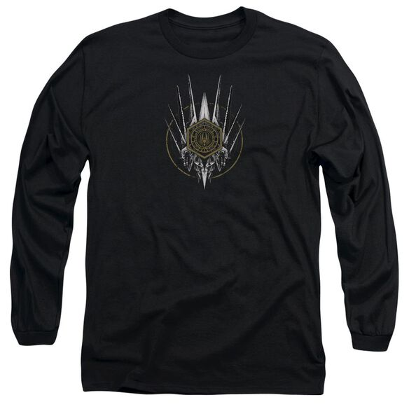 Bsg Crest Of Ships Long Sleeve Adult T-Shirt