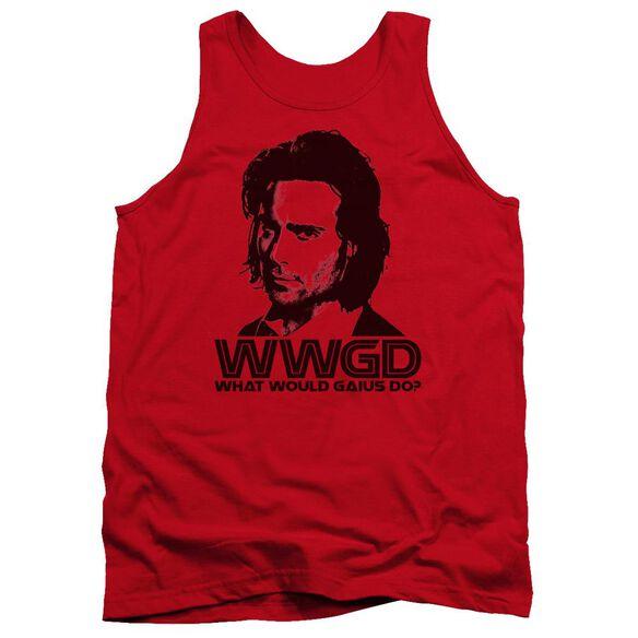 Bsg Wwgd - Adult Tank - Red