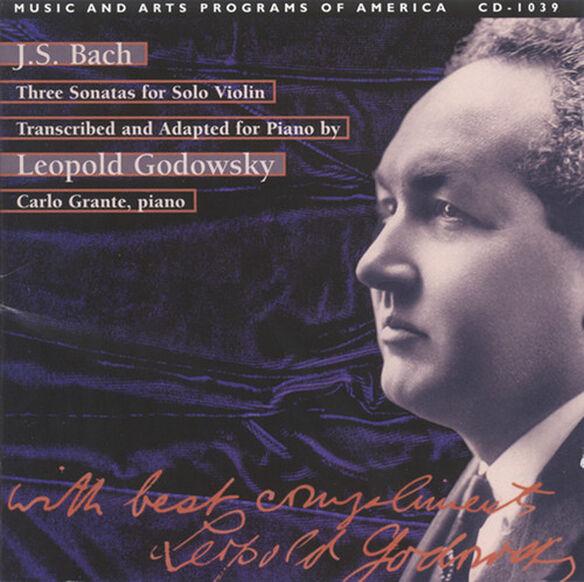 Bach/ Grante - Bach Transcriptions-Vol. 2
