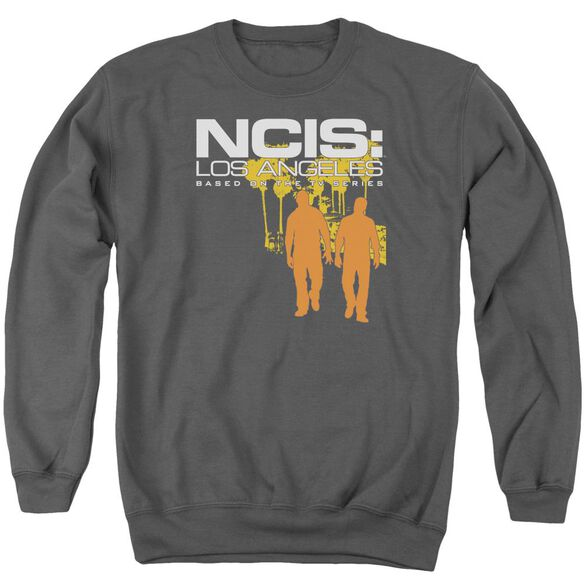 Ncis:La Slow Walk Adult Crewneck Sweatshirt