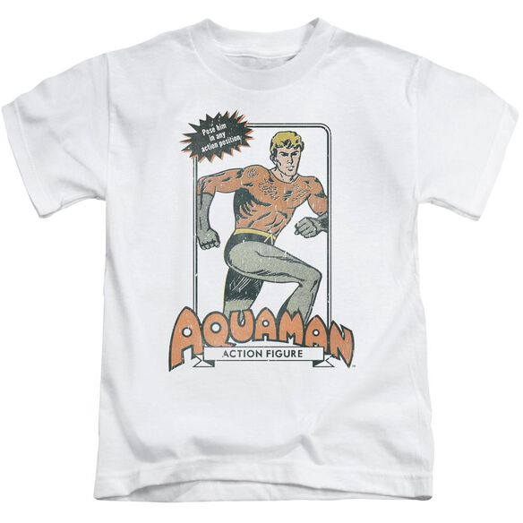 Dc Am Action Figure Short Sleeve Juvenile T-Shirt