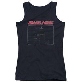 Atari Major Havoc Screen Juniors Tank Top