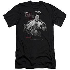 Bruce Lee The Dragon Short Sleeve Adult T-Shirt