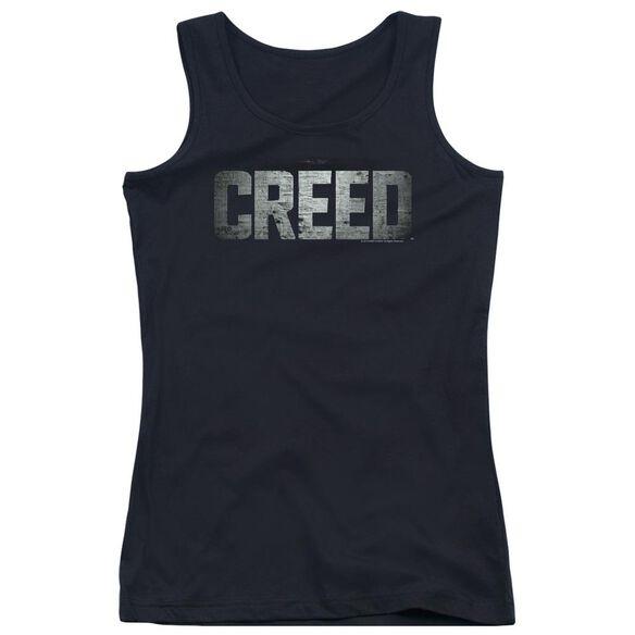 Creed Logo Juniors Tank Top