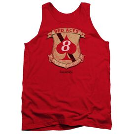 Bsg Aces Badge Adult Tank