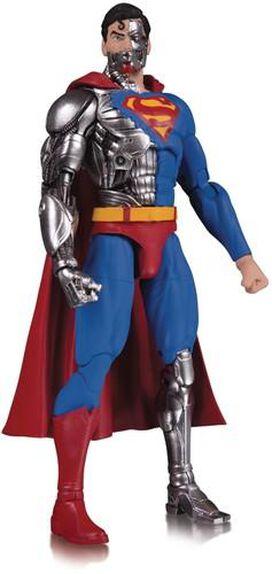 DC Essentials - Cyborg Superman