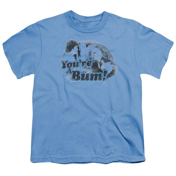 Rocky Youre A Bum Short Sleeve Youth Carolina T-Shirt