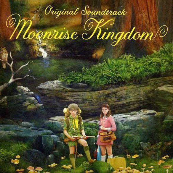 Moonrise Kingdom / O.S.T.
