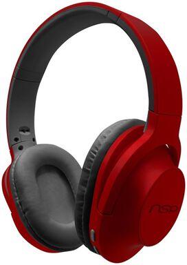 NSP - Fader Wireless Bluetooth Headphones [Red]