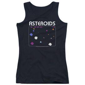 Atari Asteroids Screen Juniors Tank Top