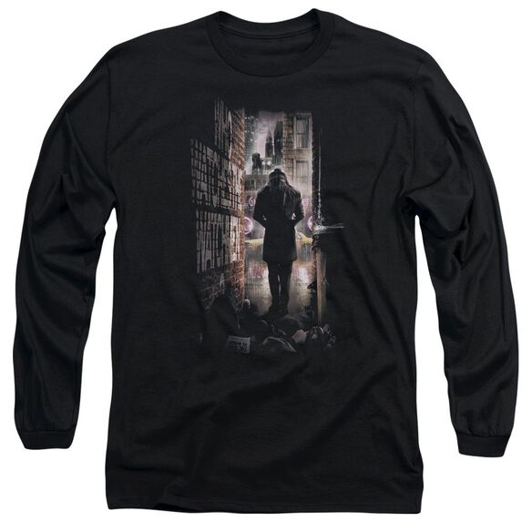 Watchmen Alley Long Sleeve Adult T-Shirt