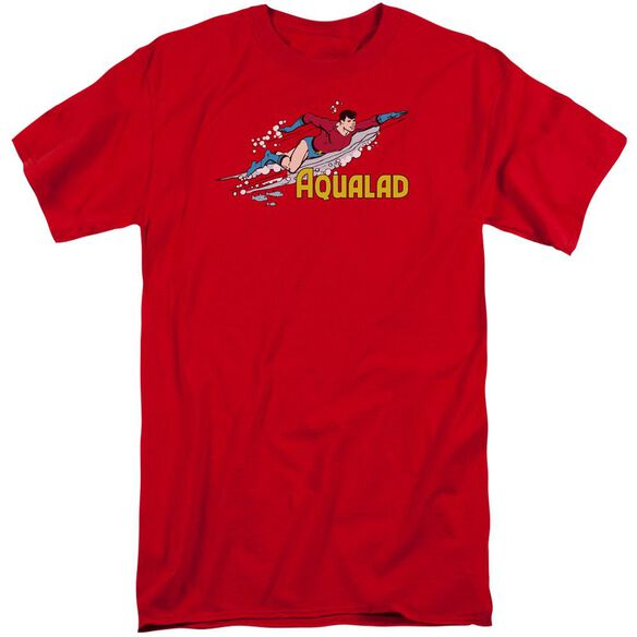 Dc Aqualad Short Sleeve Adult Tall T-Shirt