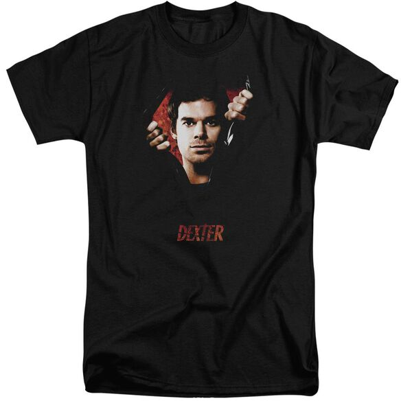 Dexter Body Bad Short Sleeve Adult Tall T-Shirt