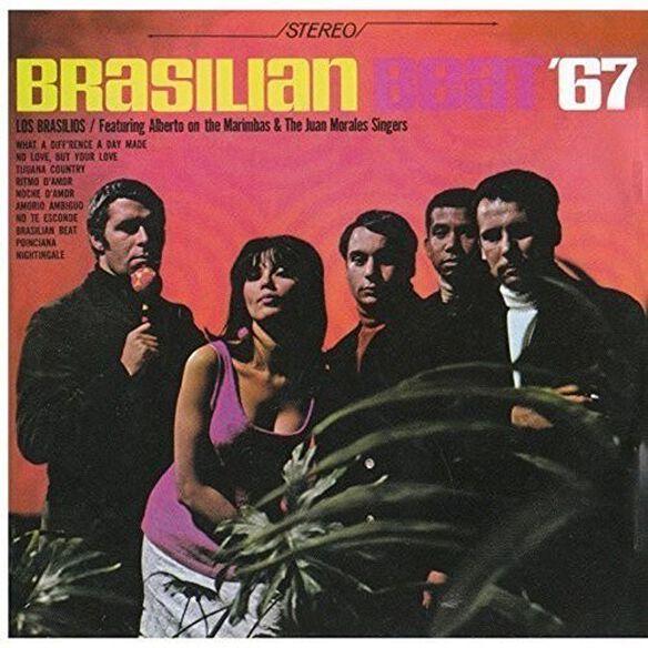 Los Brasilios - Brasilian Beat 67 & Juan Morales
