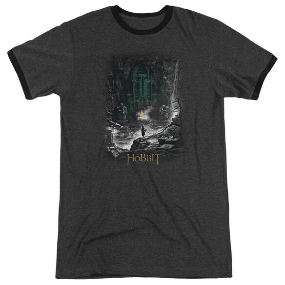 Hobbit Second Thoughts Adult Heather Ringer Charcoal