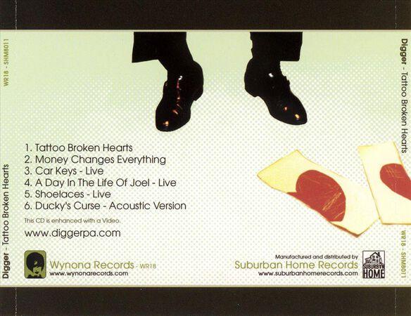 Tattoo Broken Hearts 0403