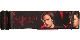 Supernatural Screw Destiny Seatbelt Belt