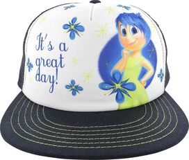 Inside Out Joy It's a Great Day Trucker Hat