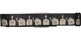 Regular Show Hi Five Ghost Expressions Seatbelt Mesh Belt