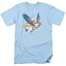 SHE RA AND SWIFTWIND-S/S ADULT T-Shirt