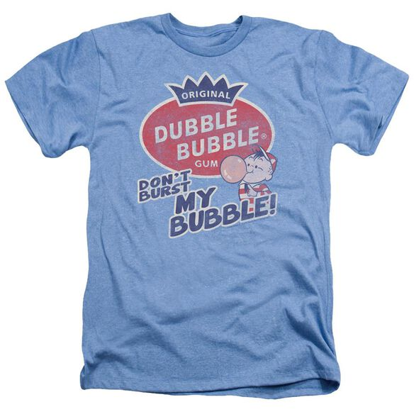 Dubble Bubble Burst Bubble Adult Heather Light