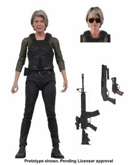 Terminator Dark Fate Sarah Connor Action Figure