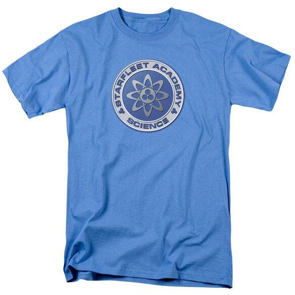 Star Trek Science Short Sleeve Adult Carolina T-Shirt