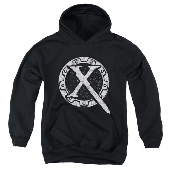 Xena Sigil Youth Pull Over Hoodie