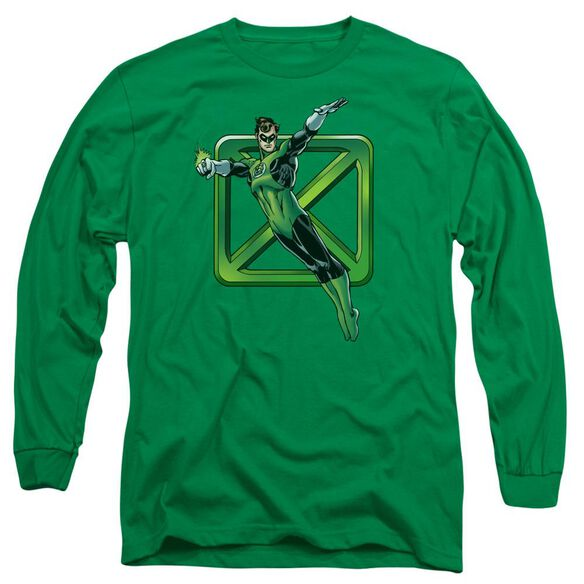 Dco Cross Long Sleeve Adult Kelly T-Shirt