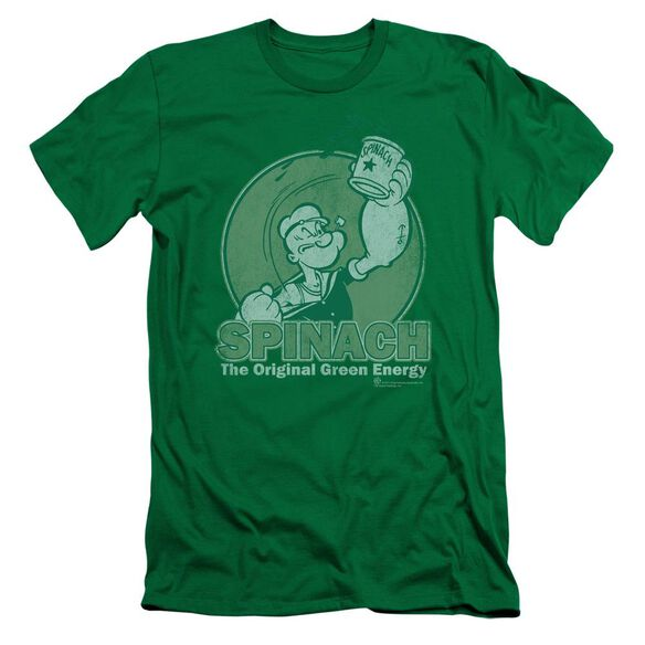 Popeye Energy Short Sleeve Adult Kelly T-Shirt