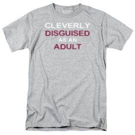 CLEVERLY DISGUISED - ADULT 18/1 - T-Shirt