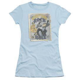 Sun Heritage Of Rock Poster Short Sleeve Junior Sheer Light T-Shirt