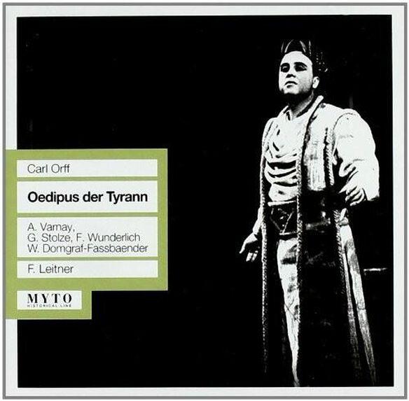 Oedipus Der Tyrann / Ein Trauerspiel Des Sophokles