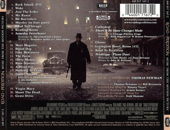 Road To Perdition (Score) / O.S.T.