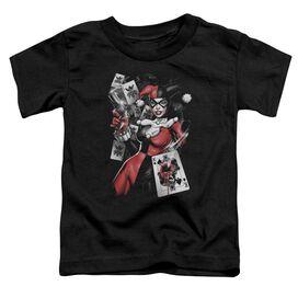 BATMAN SMOKING GUN - S/S TODDLER TEE - BLACK - T-Shirt