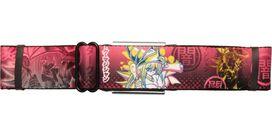 YuGiOh Dark Magician Girl Poses Seatbelt Belt