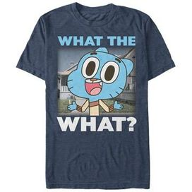 Gumball What the What T-Shirt